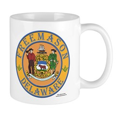 Delaware Mason Mug