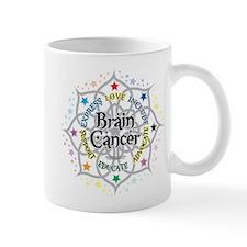 Brain Cancer Lotus Mug