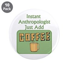 """Anthropologist 3.5"""" Button (10 pack)"""