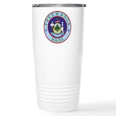 Maine Mason Travel Mug