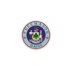 Maine Mason Mini Button (10 pack)