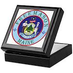 Maine Mason Keepsake Box