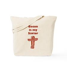 Bacon Savior Tote Bag