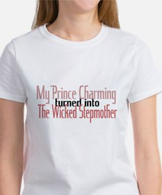 Prince Charming to Wicked Ste Women's T-Shirt