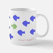 Daring 2 Be Unique Mug
