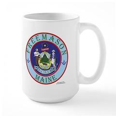 Maine Masons Mug