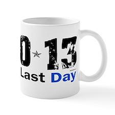Obama's Last Day Mug