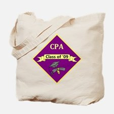 CPA Graduate Tote Bag