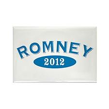 Romney 2012 Rectangle Magnet