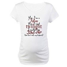 Jacob Loving Twilight Mom Shirt