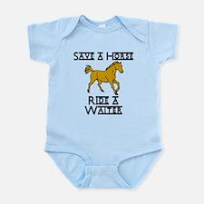 Waiter Infant Bodysuit