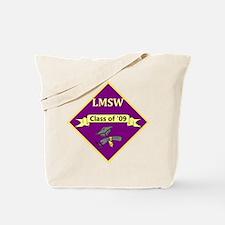 Graduating Social Worker Tote Bag