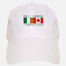 Irish Canadian heritage flag Baseball Baseball Cap