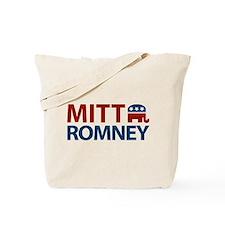 Mitt Romney GOP Tote Bag