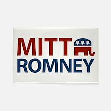 Mitt Romney GOP Rectangle Magnet