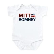 Mitt Romney GOP Onesie