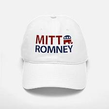 Mitt Romney GOP Baseball Baseball Cap