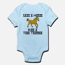 Tree Trimmer Infant Bodysuit