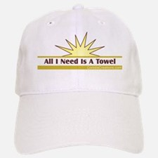 Need Towel - Baseball Baseball Cap
