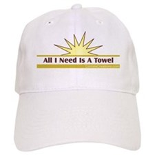 Need Towel - Baseball Cap