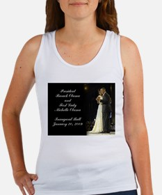 Obama Inaugural Dance Women's Tank Top