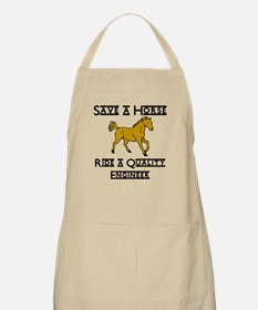 Quality Engineer BBQ Apron