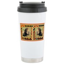 Lion #2 Travel Mug
