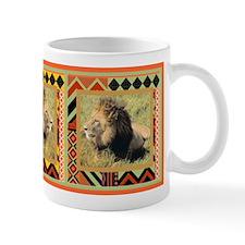 Lion #2 Mug