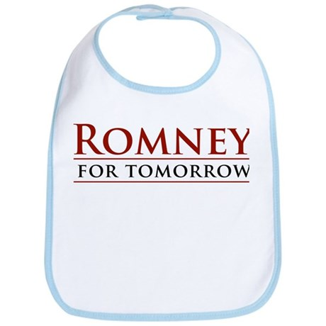 Romney for Tomorrow Bib