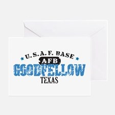 Goodfellow Air Force Base Greeting Card