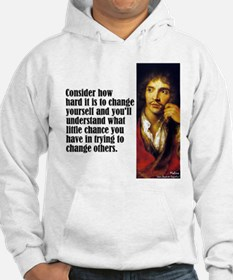 "Moliere ""Change"" Hoodie"