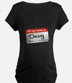 Hello my name is Darcy T-Shirt