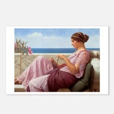 Godward Postcards (Package of 8)