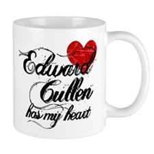 Edward Has My Heart Mug