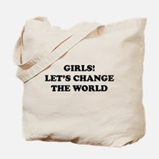 For Girls! Tote Bag