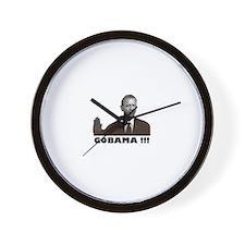 GoBama!!! Wall Clock