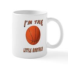 I'm The Little Brother Basket Mug