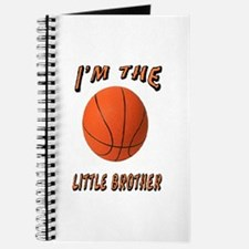 I'm The Little Brother Basket Journal