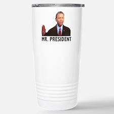 Obama Mr. President Travel Mug