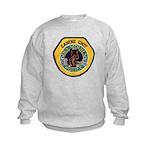Des Moines Police K9 Kids Sweatshirt