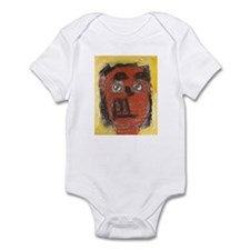 Tyree Vaughn Infant Creeper