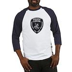 Cocoa Police Canine Baseball Jersey