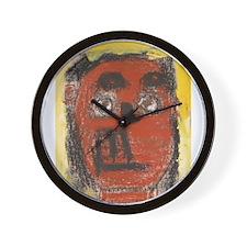 Tyree Vaughn Wall Clock