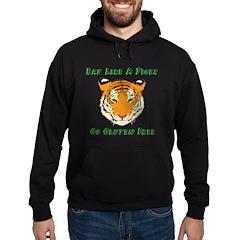 Gluten Free Tiger Hoodie