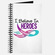 I Believe In Heroes THYROID CANCER Journal
