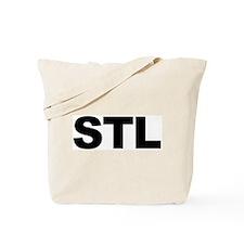 STL (ST. LOUIS) Tote Bag
