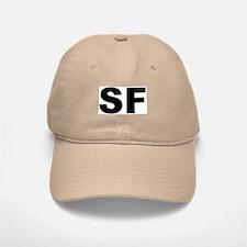 SF (SAN FRANCISCO) Baseball Baseball Cap
