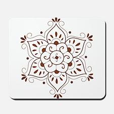 Henna Mandala Mousepad