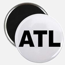 ATL (ATLANTA) Magnet