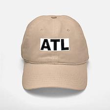 ATL (ATLANTA) Baseball Baseball Cap